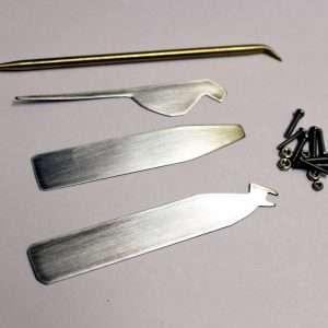 Andrew Zajac Basic Harmonica Tool Kit