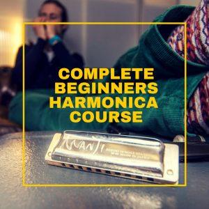 Beginners Harmonica Course